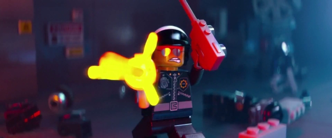 The Lego Movie international trailer screencap 1