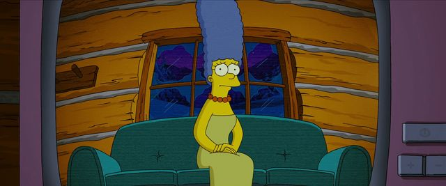 Favourite Moments In Fiction 6 Marge Leaves Homer The Simpsons Movie Too Long For Twitter