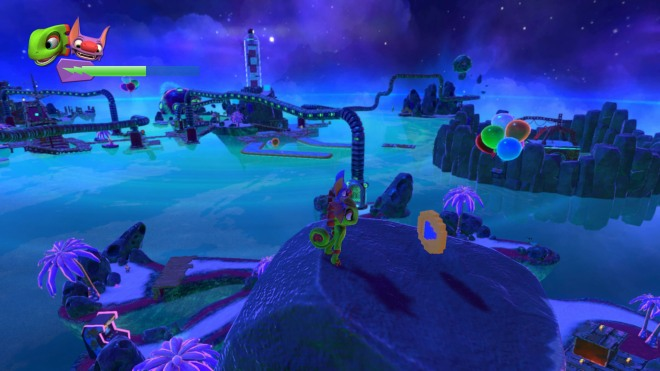 Yooka-Laylee - All Play Coin Locations-Galleon-Galaxy