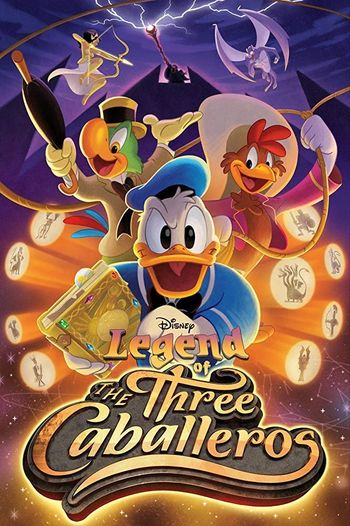 Legend_of_the_Three_Caballeros_Poster