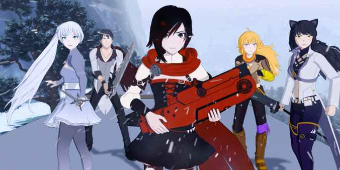 a-still-from-rwby-vol-6-featuring-the-reunion-of-team-rwby
